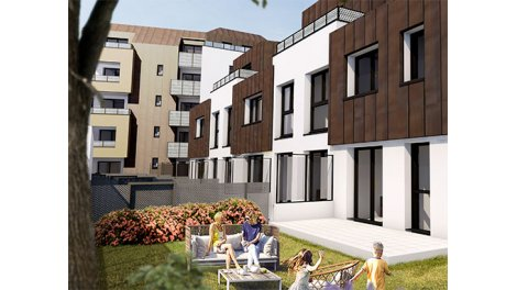Éco habitat éco-habitat Carré Verde à Angers