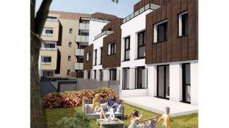 Eco habitat programme Carré Verde Angers