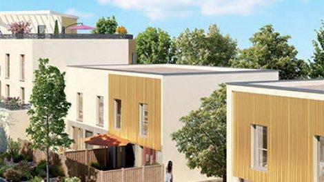Éco habitat éco-habitat L'Ambre à Angers