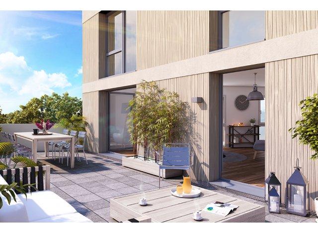 Programme immobilier loi Pinel Bel Air à Bordeaux