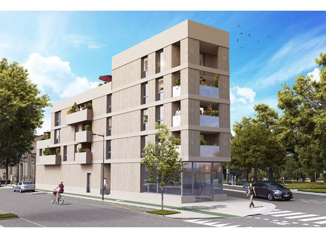 Immobilier pour investir loi PinelBordeaux