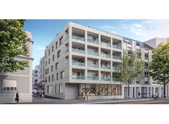 Programme immobilier loi Pinel Stream à Nantes
