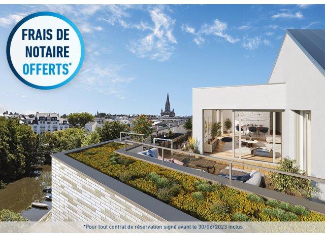 Projet éco construction Nantes