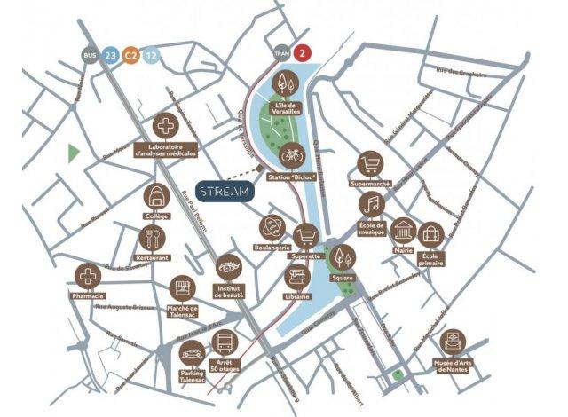 Appartement écologique Nantes