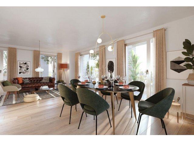 Programme immobilier loi Pinel Niki à Rennes