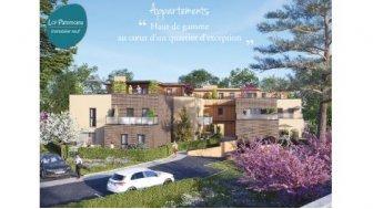 Eco habitat programme Mont-Saint-Aignan Village Mont-Saint-Aignan