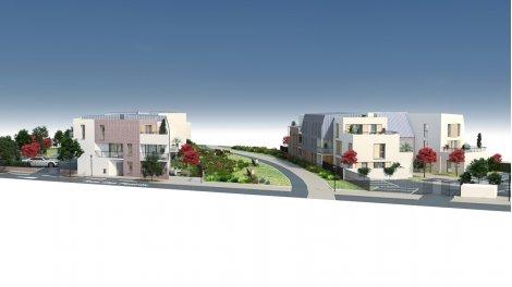 Investissement loi Pinel Lacroix-Saint-Ouen