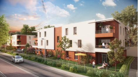 Programme immobilier neuf Le Domaine Armony à Carvin
