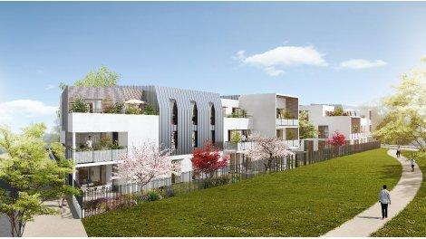 Appartement neuf Résidences Emeraudes investissement loi Pinel à Lacroix-Saint-Ouen