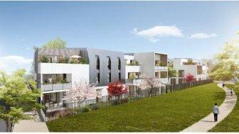 Eco habitat programme Résidences Emeraudes Lacroix-Saint-Ouen
