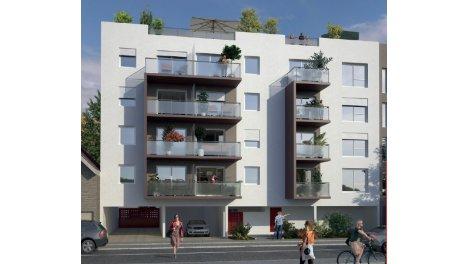 Éco habitat éco-habitat Nuances à Dijon