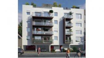 Eco habitat programme Nuances Dijon