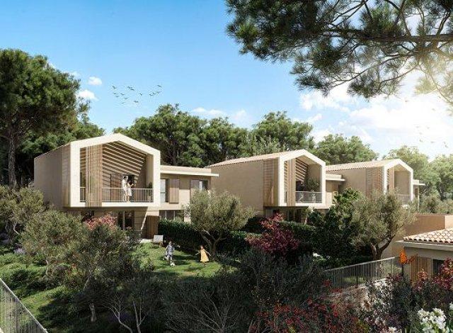 Programme immobilier loi Pinel La Ciotat à La Ciotat