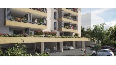Programme immobilier neuf Toulon Mon Faron à Toulon