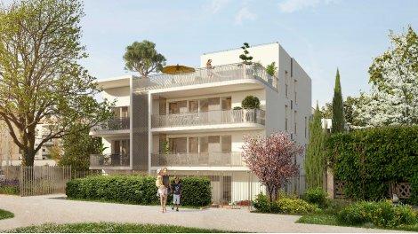 Programme immobilier loi Pinel Natur'l à Francheville