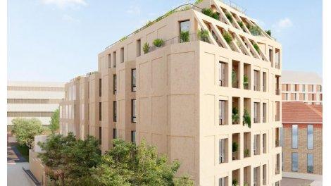 Immobilier ecologique à Paris 14ème