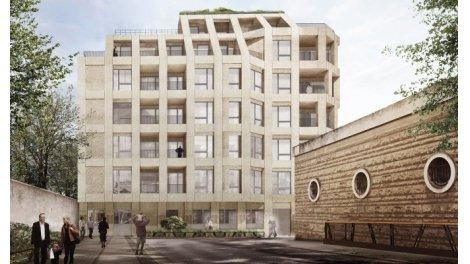Immobilier basse consommation à Paris 14ème