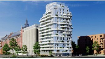 Eco habitat programme Brooklyn Tower Marquette-Lez-Lille