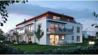 Programme immobilier neuf La Villa Amelia Truchtersheim
