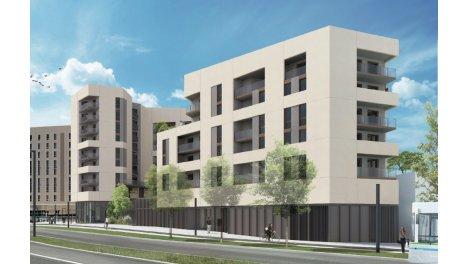 Programme immobilier loi Pinel Vizion à Bordeaux