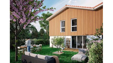 Éco habitat éco-habitat Opus One : Villas Avec Garage à Gujan-Mestras