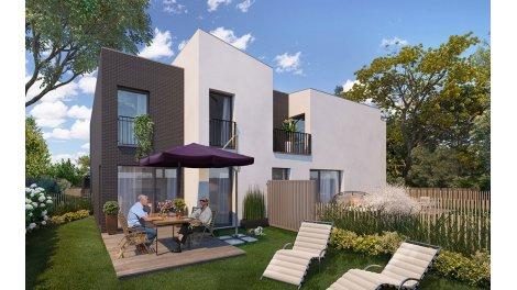 Programme immobilier loi Pinel Les Jardins de Noes à Pessac