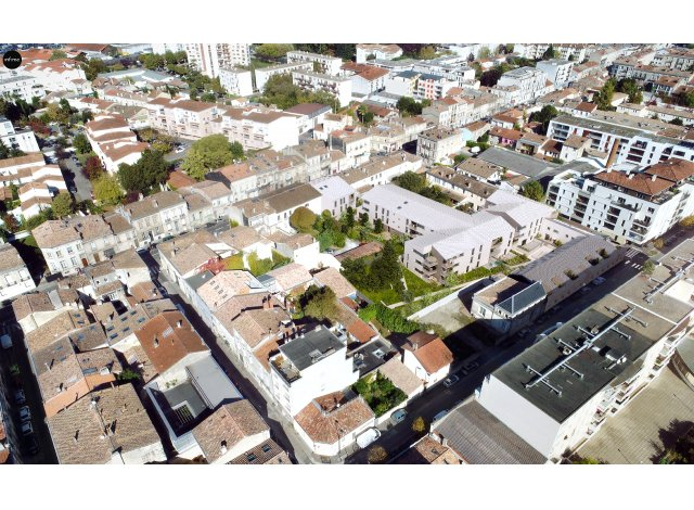 Investissement loi Pinel neuf Bordeaux