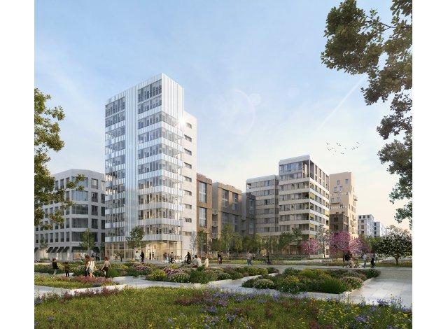 Programme immobilier loi Pinel Joïa à Nantes