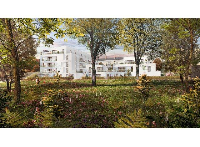 Programme immobilier loi Pinel Bel Abord à Vertou