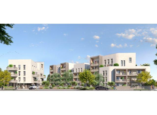Programme immobilier loi Pinel Ørizon à Nantes