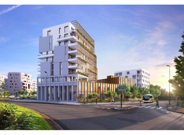 Programme immobilier loi Pinel Graphik à Nantes