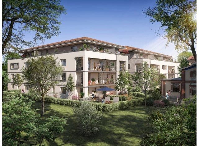 Programme immobilier loi Pinel Prochainement à Tournefeuille