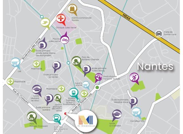 Eco habitat Nantes