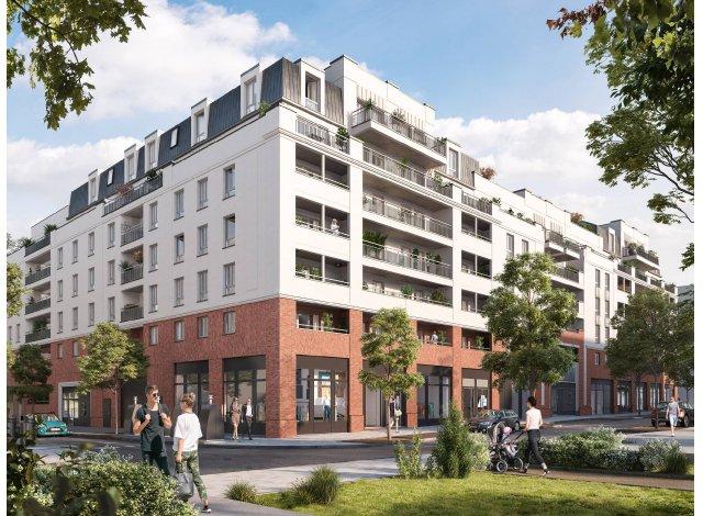 Programme immobilier loi Pinel Prochainement à Pontoise