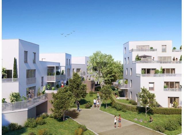 Programme immobilier neuf Les Terrasses Calypso à Le Havre