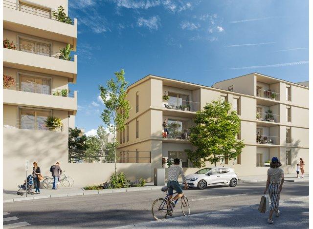 Programme immobilier loi Pinel Contemplation à Mantes-la-Ville