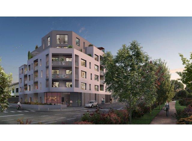 Programme immobilier loi Pinel L'Exception à Nantes