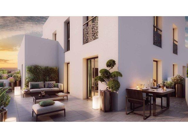 Programme immobilier loi Pinel Westmont à Rueil-Malmaison