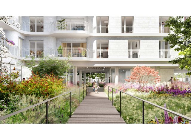 Appartement écologique Clichy