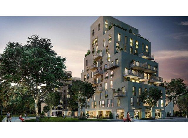 Programme immobilier loi Pinel Allure à Nantes