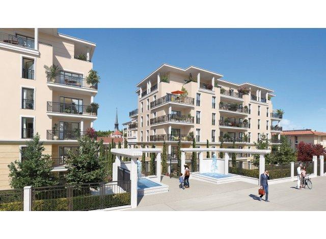 Programme immobilier loi Pinel Domaine du Parc Rambot à Aix-en-Provence