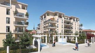 Pinel programme Domaine du Parc Rambot Aix-en-Provence