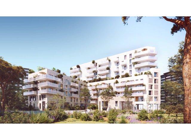 Programme immobilier loi Pinel Le Belvedere - Bordocima à Bordeaux