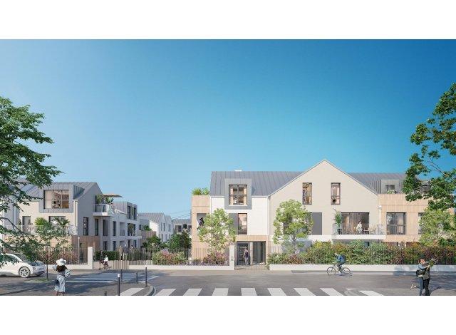 Programme immobilier loi Pinel Jardin Floral à Chevilly-Larue