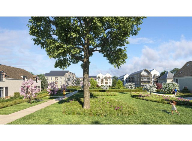 Immobilier loi PinelChessy