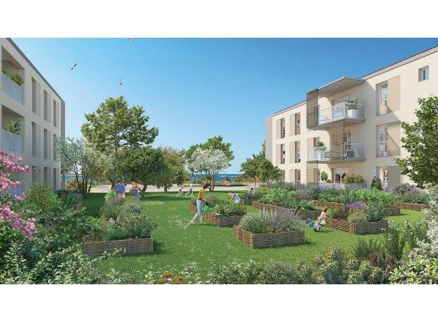 Projet éco construction Port-de-Bouc