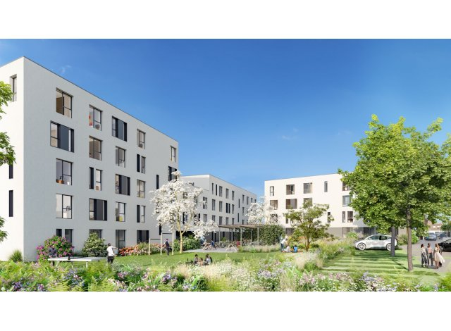 Éco habitat éco-habitat Stud'Campus à Roubaix