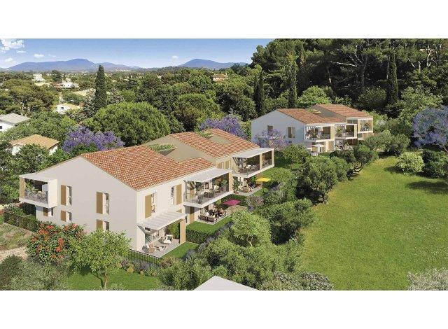 Éco habitat éco-habitat Clairière du Cap à Toulon