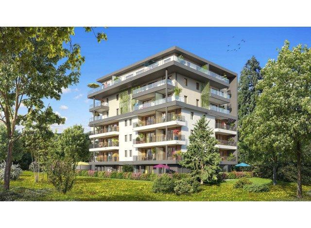 Programme immobilier loi Pinel L'Inattendue à Collonges-sous-Saleve