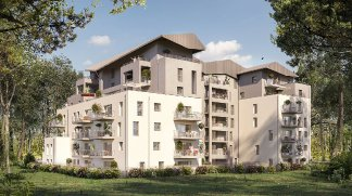 Programme immobilier neuf L'Inspire Tours